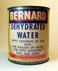 dehydrated water eraphernalia vintage@flickr 200x242 Water Storage Revisited